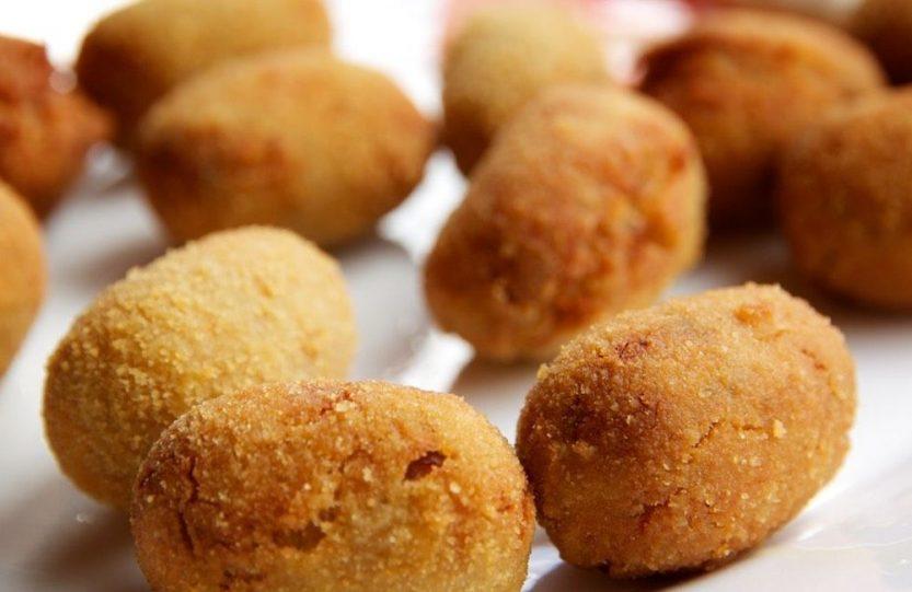 Croquettes of Teruel Ham D.O.