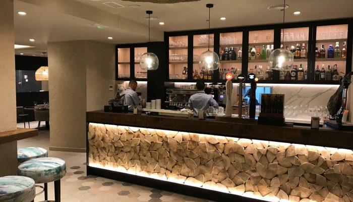Restaurante Cobarcho (Jaca) - Bar